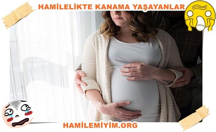 hamilelikte kanama kadınlar kulübü hamilemiyim